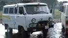 ロシア製のワゴン車