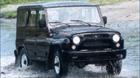 UAZ 469 Russian jeep