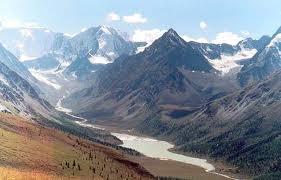 西部アルタイ山脈
