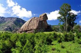 テレルジ国立公園
