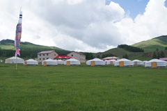 Tumen Khaan tourist camp
