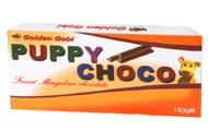 モンゴル産チョコレート