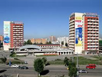 Hotels mongolia local travel agency altan tour for Decor hotel ulaanbaatar