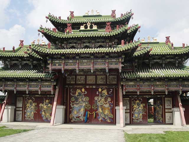 Bogudohan Palace Museum