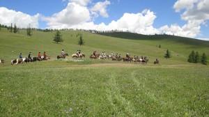 Terelj National Park.