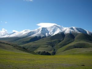 Tsamba-Garav Mountain.