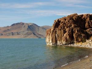Tolbo Lake.
