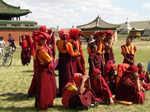 Kharkhorin/Erdenezuu Monastery