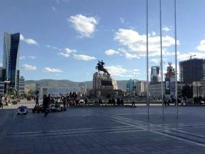 Square Sukhbaatar